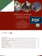 Portafolio Maestría en Sociología