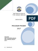 Kertas Kerja Probim 2017