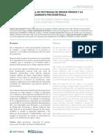 Franchi - Producción Nacional de Pectinasas de Origen Fúngico y Su