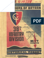 WWII 38th Infantry Division