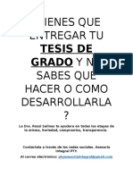 ASESORIA TESIS