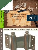 01 - Conhecendo o Contexto Do Livro de Atos
