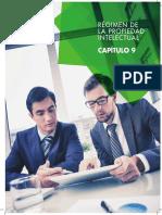 1 CAP9-Regimen La Propiedad Intelectual