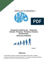 Perspectiva Histórica Del Desarrollo Humano