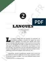Langues | Integrerhec.fr