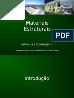 Materiais Estruturais
