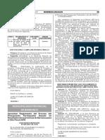Aprueban Reglamento del Proceso del Presupuesto Participativo Basado en Resultados de la provincia de Barranca para el Año Fiscal 2018