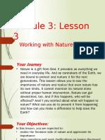 Module 3 Lesson 3
