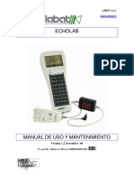 EchoLAB Manual Español