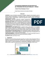 Aprendizaje Invertido Mediante Estrategia de Proyectos Posgrado Salud Pública Upaep Ruben2016 Doc Ext