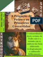 05 - A Pregação de Pedro