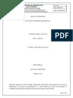 Analisis Financiero Semana 2