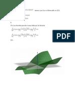 Ejercicios cálculo multivariable