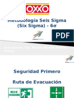 Six Sigma Training - Seis Sigma