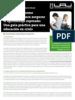 j Once Riveros Kullmer El Assessment Como Metodologia