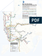 2017 Winterguide Subway Map