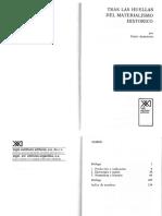 Anderson - Tras Las Huellas Del Materialismo Historico.pdf