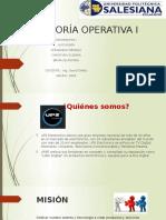 Auditoría Operativa i