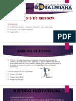 Gerencia Financiera - Análisis de Riesgos