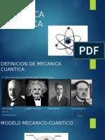 Expo 3 Mecanica Cuantica