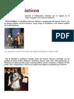 Caracteristicas de La Edad Media