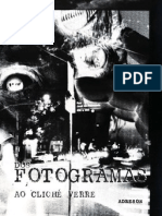 Dos Fotogramas ao Cliché Verre