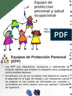 Equipo de Proteccion Personal y Salud Ocupacional