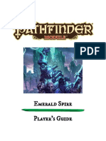 Emerald Spire Player's Guide