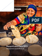 World Nomads Passport and Plate Cookbook 2015
