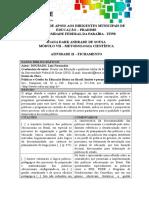 Fichamento Políticas e Gestão da Educação Básica no Brasil