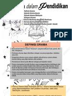 Drama Dalam Pendidikan