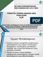 Praktik Pembelajaran Dan PHB