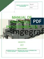 Proceso Documentar y Controlar Entregable (Correccionfinal)