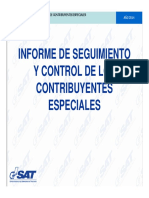 informe anual 2014 de contribuyentes especialesx