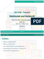 Websocket Socket Io