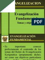 Evangelizacion Fundamental