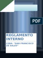 Reglamento interno CEBA SAN FRANCISCO DE SALES 2017.docx