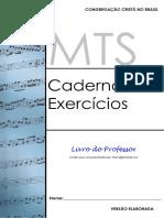 Caderno de Exercicios MTS - Professor_V1 CCB