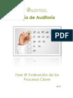 Guia de Auditoria - Evaluacion de Procesos Clave