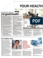 Your Health - 14 March 2017