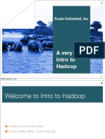 Short Introdude Hadoop