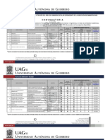 Convocatoria Estudios Técnico Superior Uagro 2017-2018