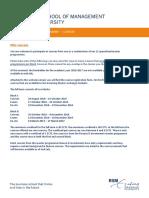 Course Information MSc A16