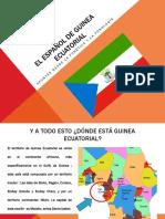 El Español de Guinea Ecuatorial