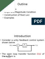 Partb Root Locus