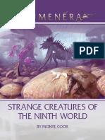Strange Creatures of the Ninth World.pdf