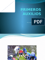 PRIMEROS AUXILIOS