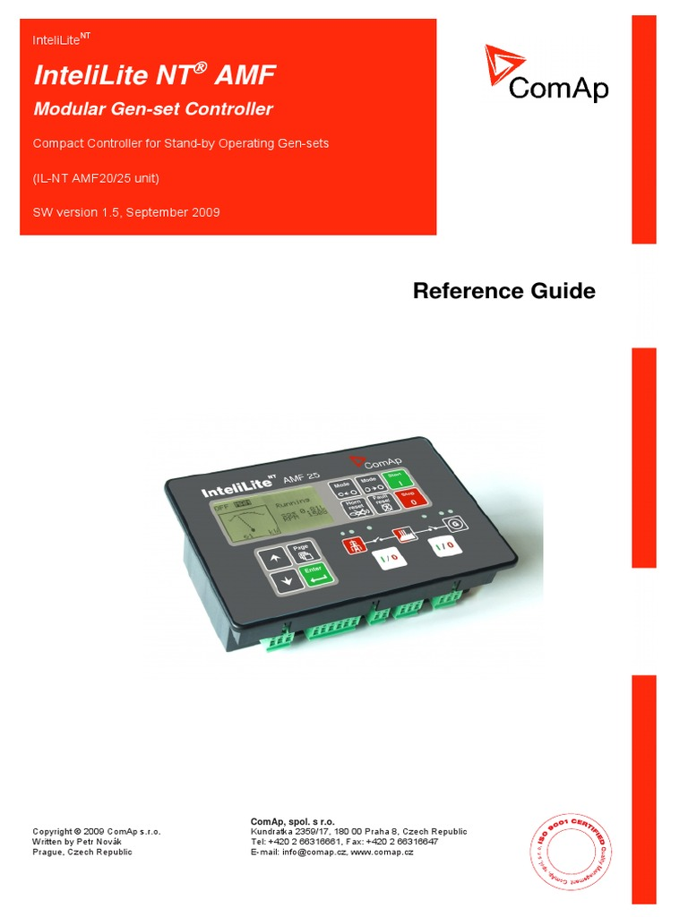 Il Nt Amf 15 Reference Guide 2pdf Booting Power Supply Stamford Generator 1250 Kva Wiring Diagram