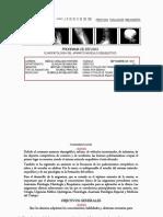 Clinopatología Del Aparato Músculo Esquelético