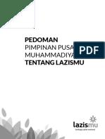 Pedoman PP Muhammadiyah Tentang Lazismu